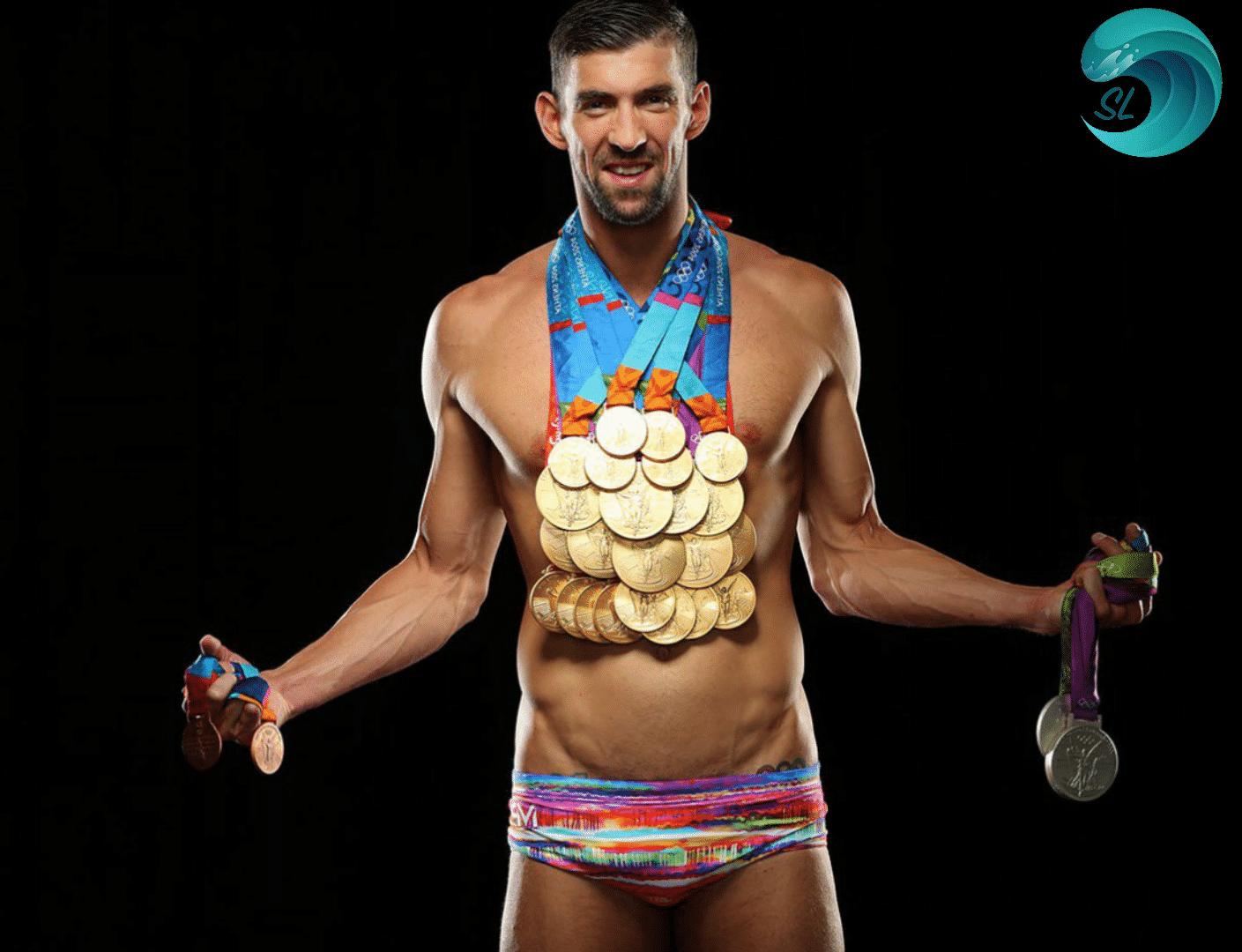 Майкл Фелпс — американский олимпийский чемпион