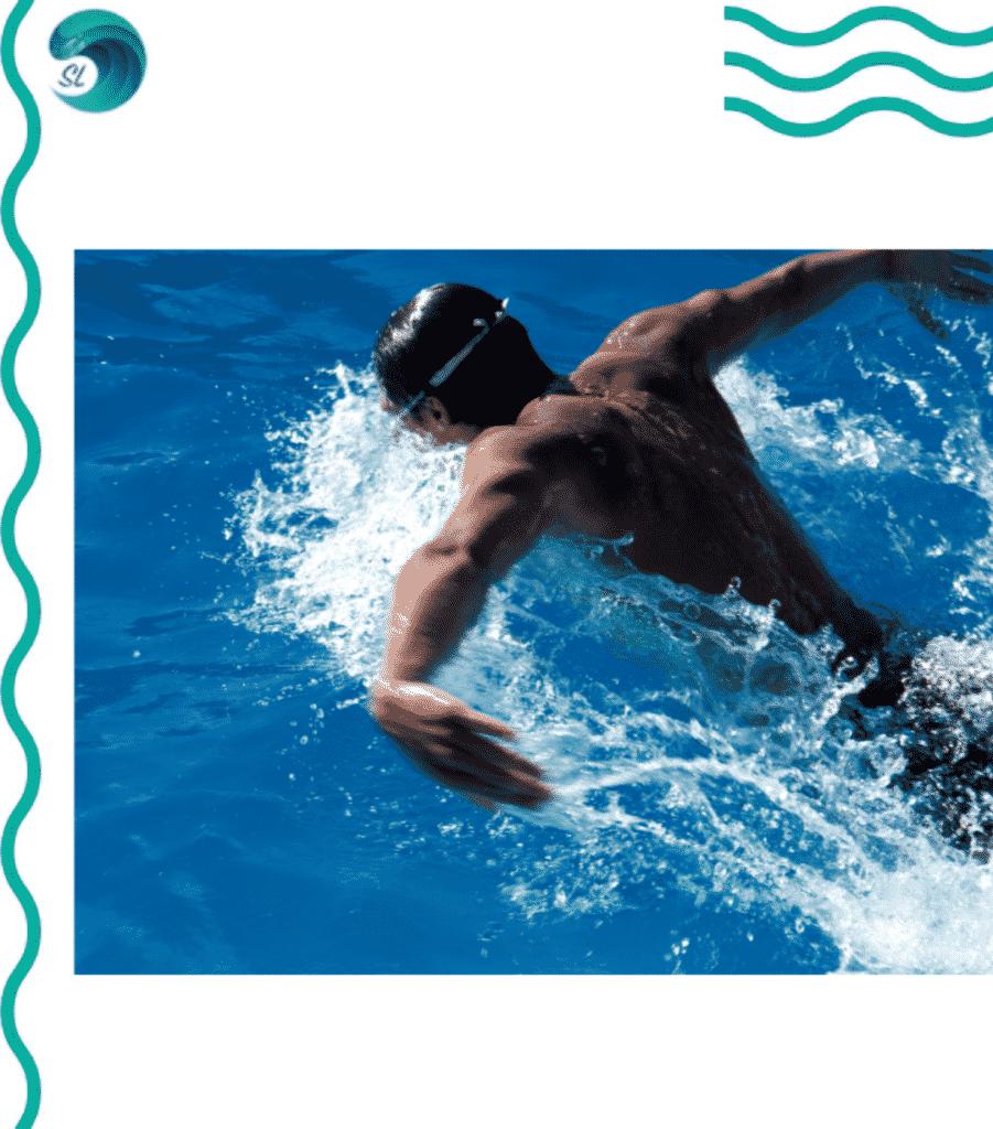 Plavai pravilno delfin sportsmen